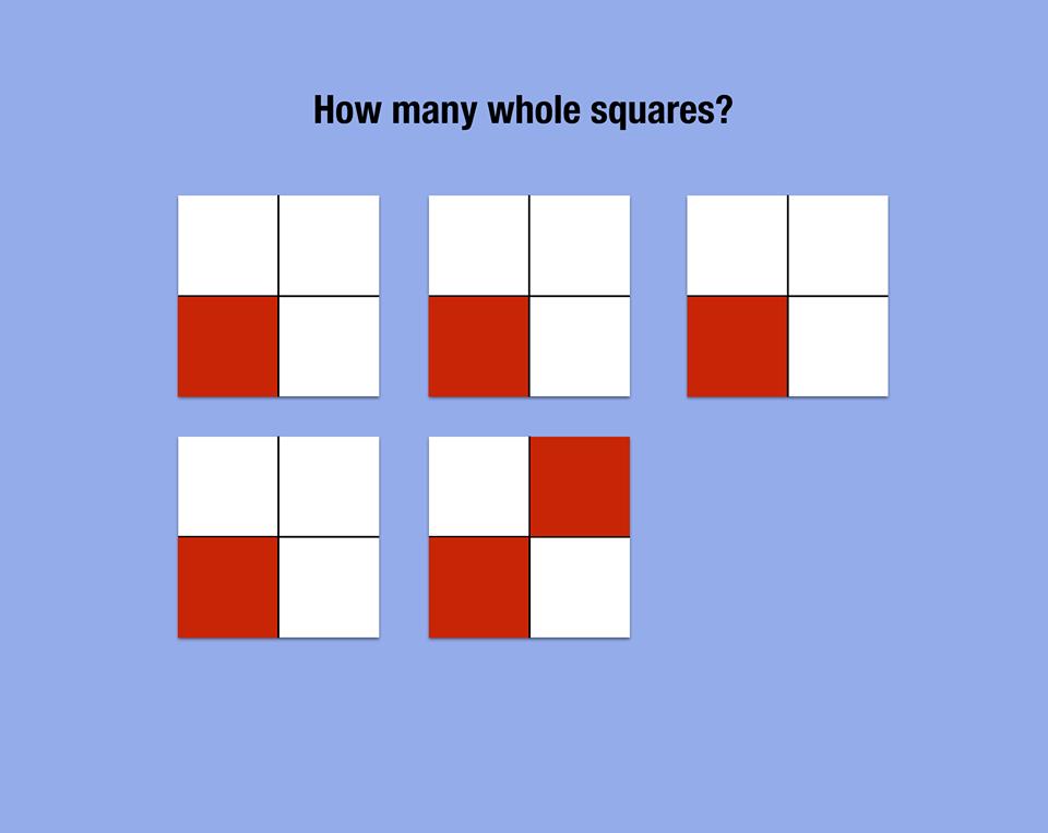 Making Squares