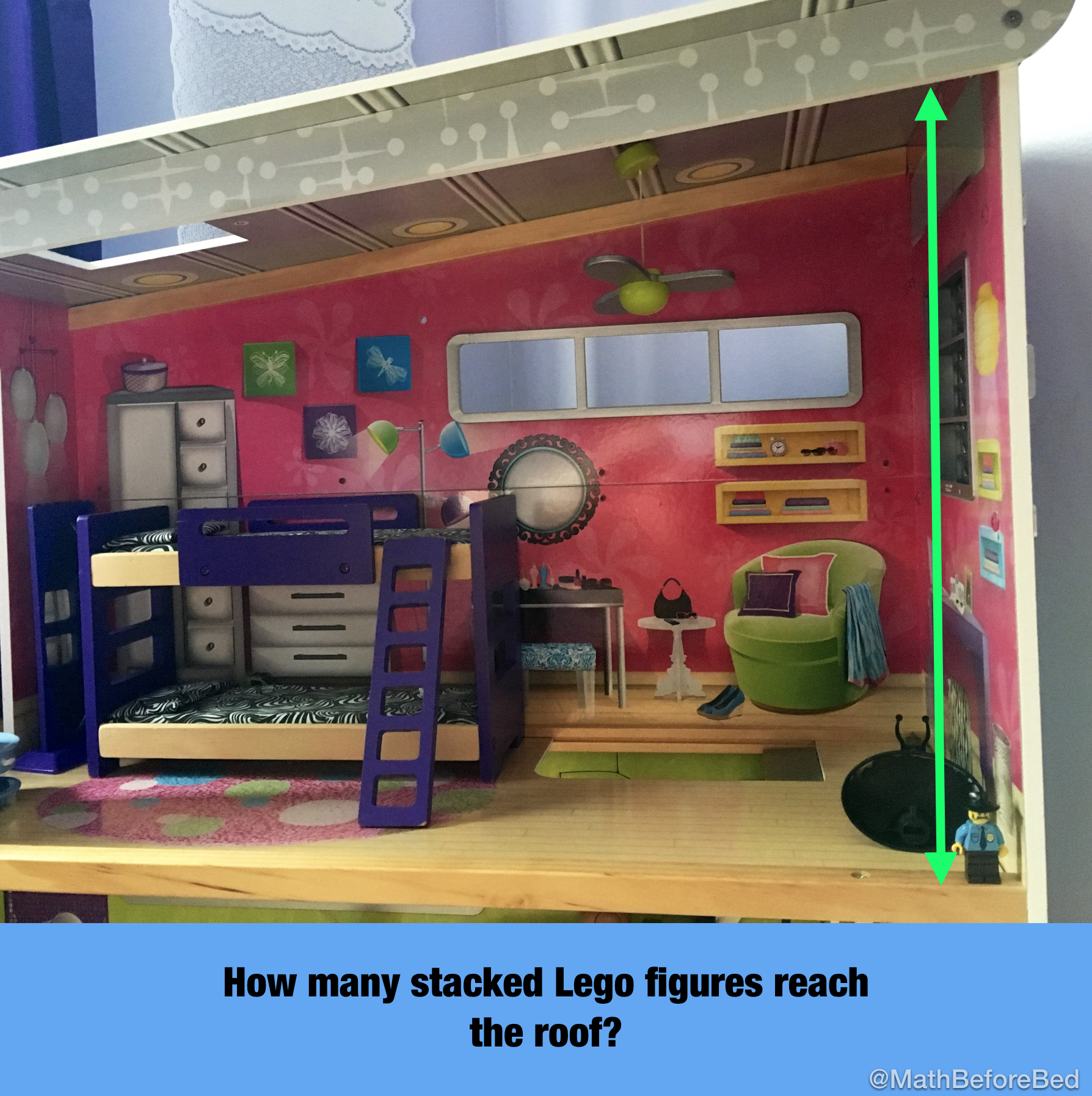 Lego Estimation