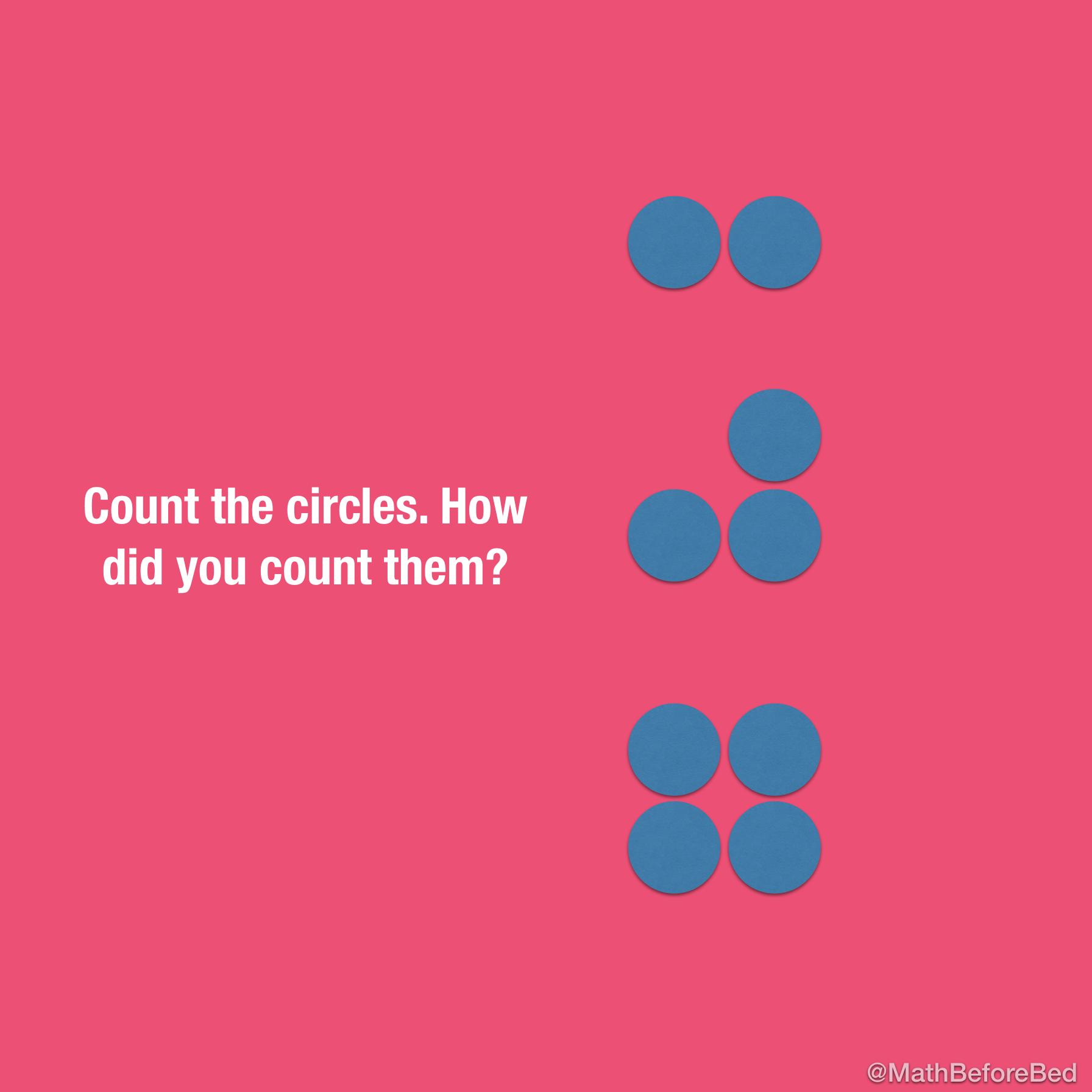 Circle Counting