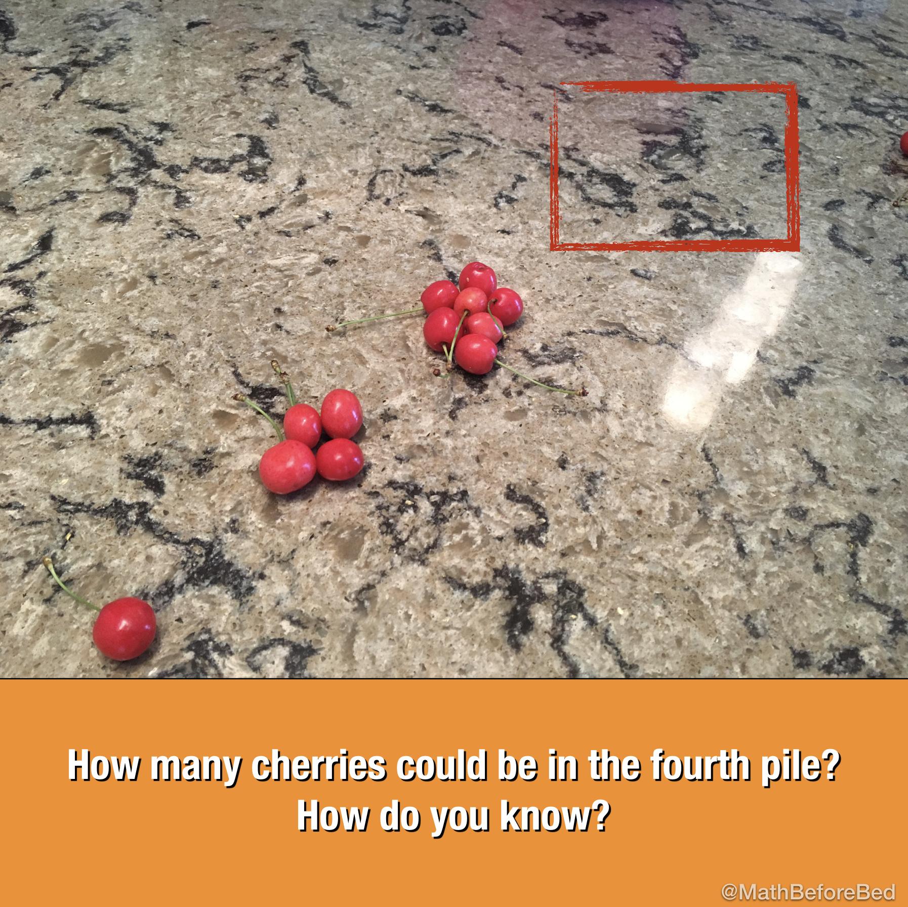 Missing Cherries