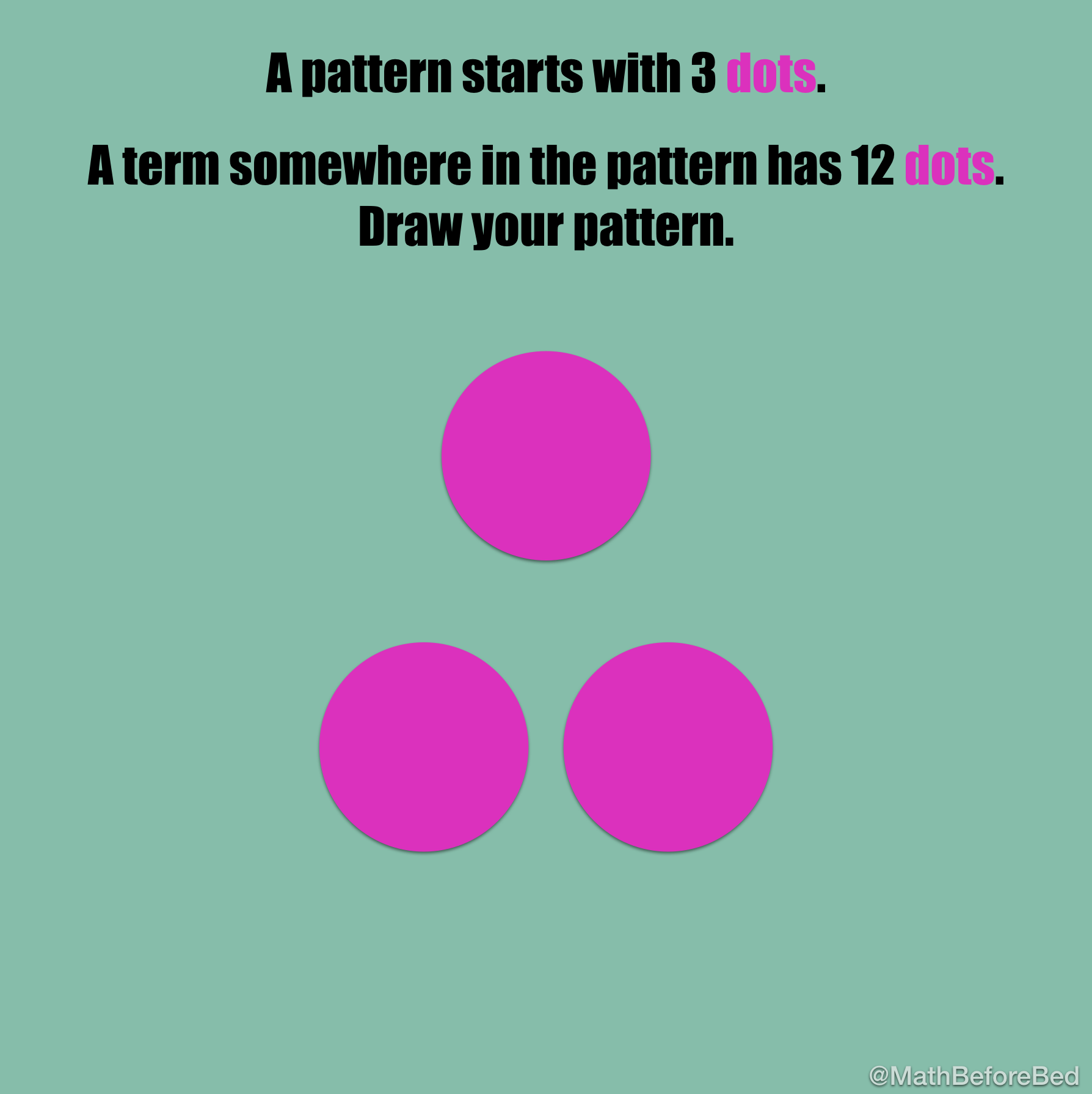 3 Dots