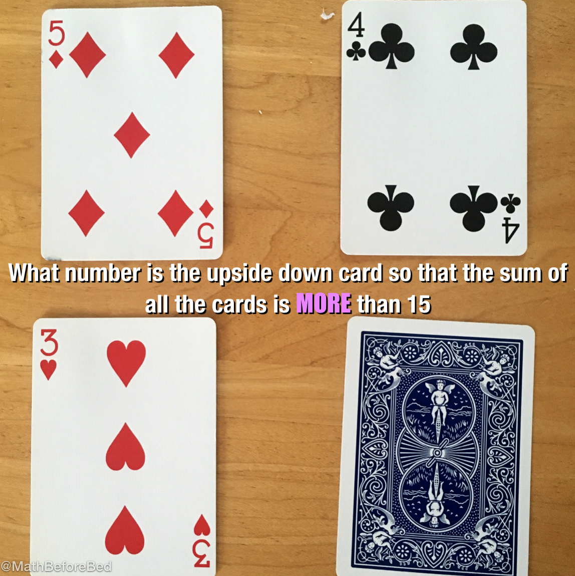 Missing Card
