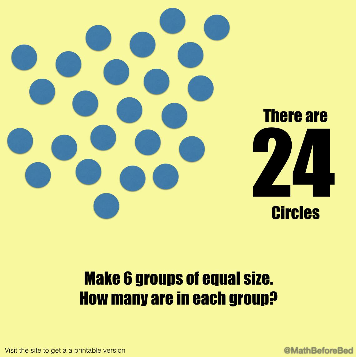 Equal Grouping