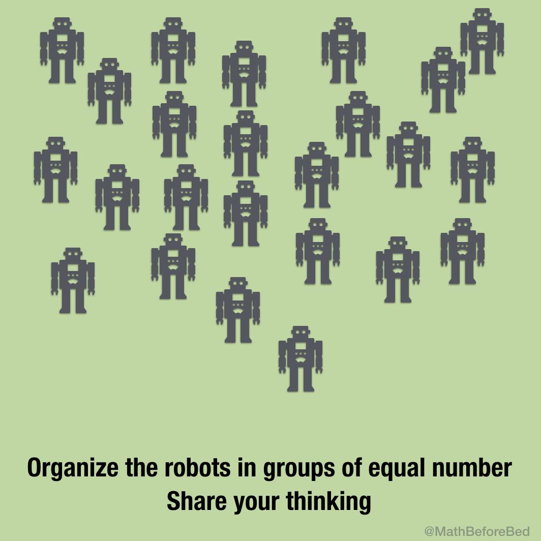 Robot Groups