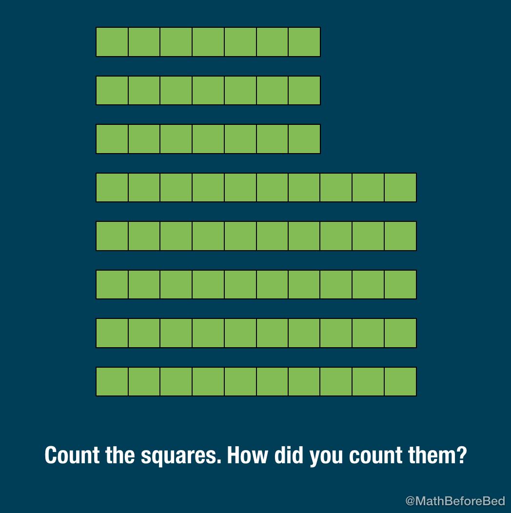 Missing Squares