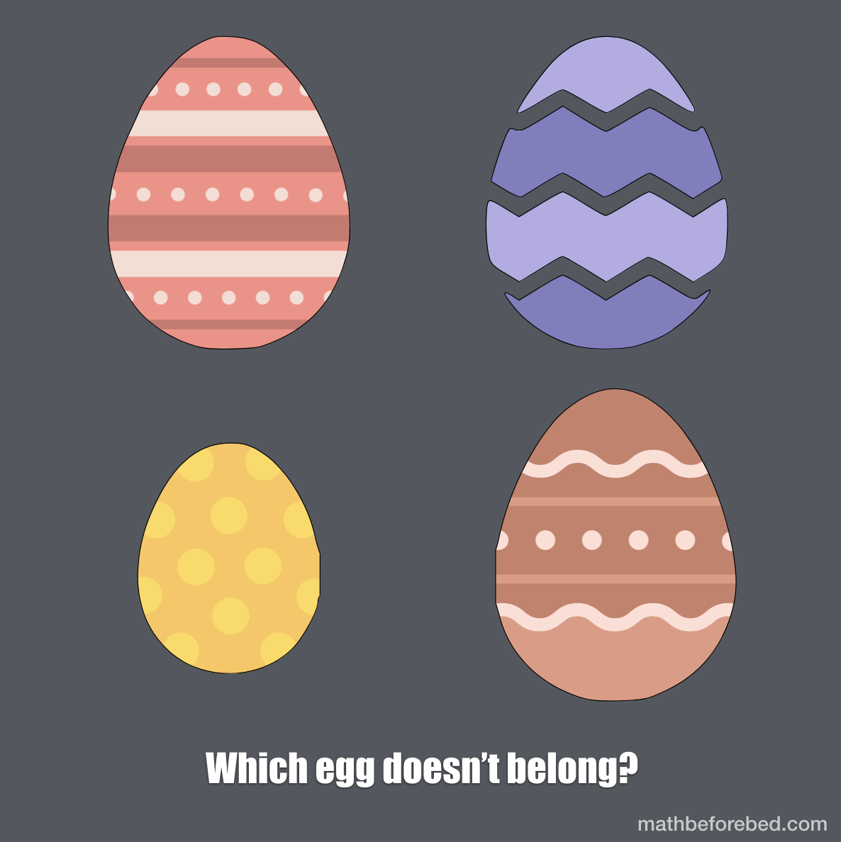 Which Egg?